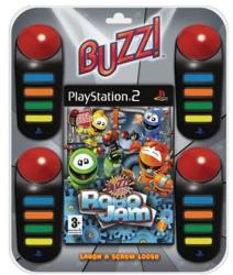 Sony Buzz! Junior RoboJam [Buzzers Bundle] (PS2)