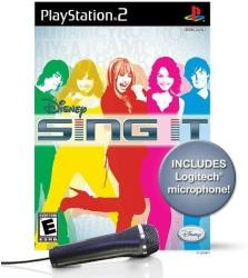 Disney Sing It [Microphone Bundle] (PS2)
