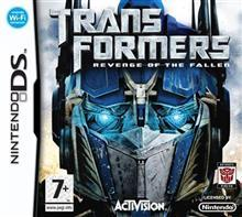 Activision Transformers Revenge of the Fallen Autobots (Nintendo DS)