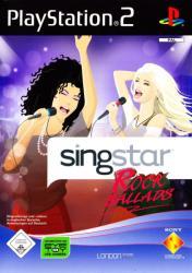 Sony SingStar Rock Ballads (PS2)