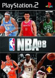 Sony NBA 08 (PS2)