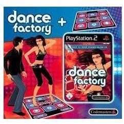 Codemasters Dance Factory [Mat Bundle] (PS2)