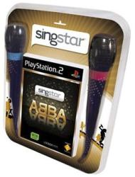 Sony SingStar ABBA [Microphone Bundle] (PS2)