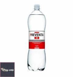 Preventa 85 Szénsavas Ivóvíz 45%-Kal Csökkentett Deutérium 1,5l