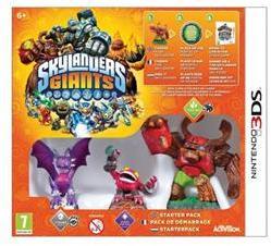 Activision Skylanders Giants Starter Pack (3DS)