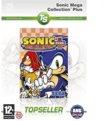 SEGA Sonic Mega Collection Plus [Topseller] (PC)