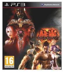 Namco Bandai Soul Calibur IV + Tekken 6 (PS3)