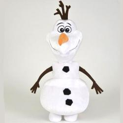 Jégvarázs: Olaf plüssfigura 30cm