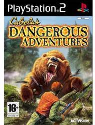 Activision Cabela's Dangerous Adventures (PS2)