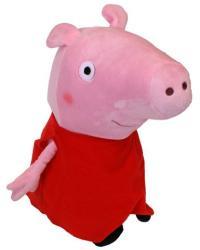 Famosa Peppa malac - Piros ruhás malac 45cm