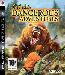 Activision Cabela's Dangerous Adventures (PS3)