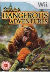 Activision Cabela's Dangerous Adventures (Wii)