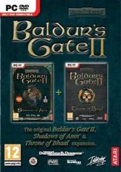 Interplay Baldur's Gate II Shadows of Amn & Throne of Bhaal (PC)