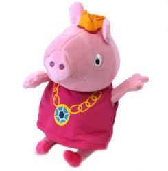 Famosa Peppa malac - pink ruhás malac 27cm