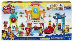 Hasbro Play-Doh Town - Városcenter gyurmaszett