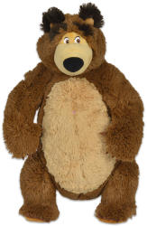 Simba Mása és a Medve - plüssmackó mozgatható lábakkal 40cm