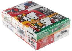 Sanrio Hello Kitty papírzsebkendő 4 rétegű  6 x 9db