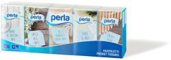 Perla Classico papírzsebkendő 4 rétegű 10 x 9db