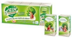 Grazie Natural öko papírzsebkendő  10 x 9db