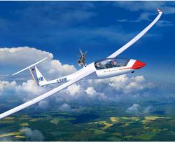 Revell Glider Duo Discus Engine 1/32 (3961)