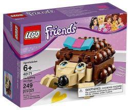 LEGO Friends - Építhető sün tároló (40171)