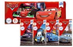 Ooops! Disney Cars papírzsebkendő 3 rétegű 10 x 10db