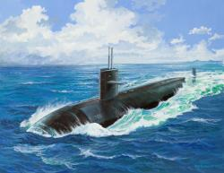 Revell US Navy Submarine USS Dallas 1/400 (5067)