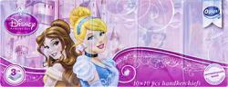 Ooops! Disney Princess papírzsebkendő 3 rétegű  10 x 10db