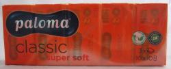 paloma Papírzsebkendő 3 rétegű 100db