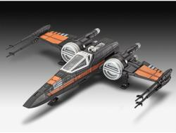 Revell Poe-S X-Wing Fighter Built-Play 1/78 (6750)