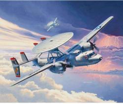 Revell E-2C HAWKEYE 1/144 (3945)