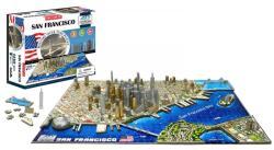 4D Cityspace 4D Puzzle - San Francisco