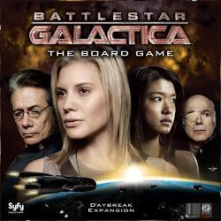 Fantasy Flight Games Battlestar Galactica Daybreak expansion (ESD31887)
