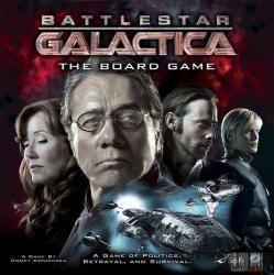Fantasy Flight Games Battlestar Galactica: Boardgame (ESD13189)