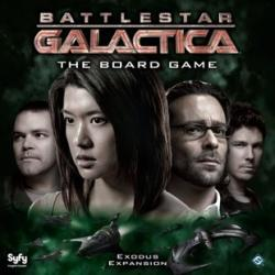 Fantasy Flight Games Battlestar Galactica: Exodus kiegészítő (GAM21077)