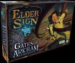 Fantasy Flight Games Elder Sign: Gates of Arkham kiegészítő