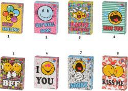 Smile Minipuzzle 54 db-os (többféle)