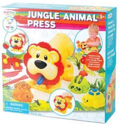 Playgo Dzsungel gyurmakészlet