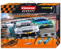 Carrera GO!!! DTM Speedway versenypálya