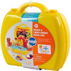 Playgo Snack bar kofferes gyurmakészlet