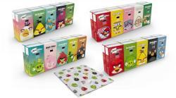 Angry Birds Papírzsebkendő 4 rétegű 10 x 9db