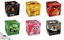 Angry Birds Dobozos papírzsebkendő 3 rétegű 56db
