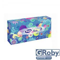 Zewa Winter Comfort dobozos papírzsebkendő 2 rétegű 100db