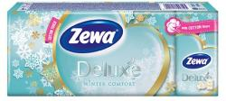Zewa Deluxe Winter Comfort papírzsebkendő 10 x 10db