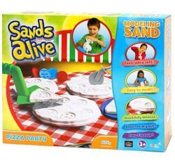 Sands Alive! Pizza party homokgyurma készlet 675g