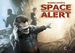 Czech Games Edition Space Alert - angol nyelvű