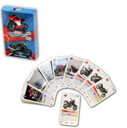 Kvíz Kvartett: Motorok Utcai kártyajáték (KVIZ500743)
