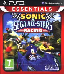 SEGA Sonic & SEGA All-Stars Racing [Essentials] (PS3)