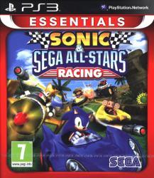 SEGA Sonic & SEGA All-Stars Racing [Essentials] (PS3)