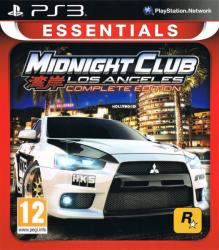 Rockstar Games Midnight Club Los Angeles [Complete Edition-Essentials] (PS3)